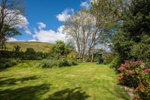 Northumberland holiday garden