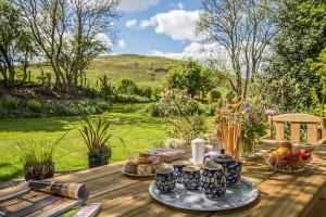 Northumberland outdoor seating