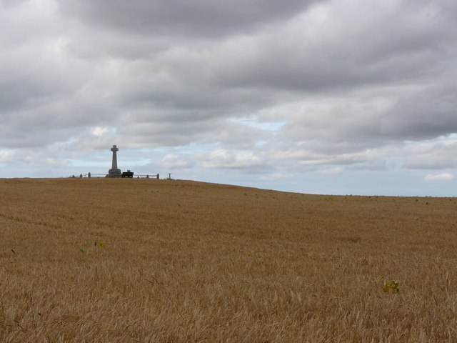 Flodden Field monument