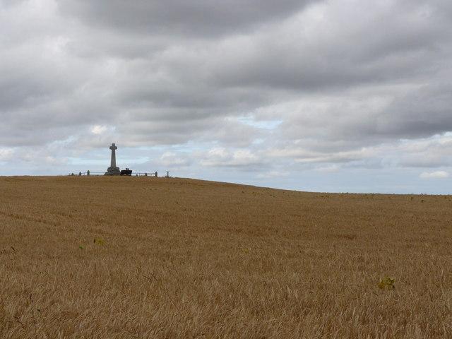 Flodden Field monument