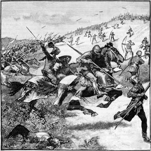 Battle of Homildon Hill 1402