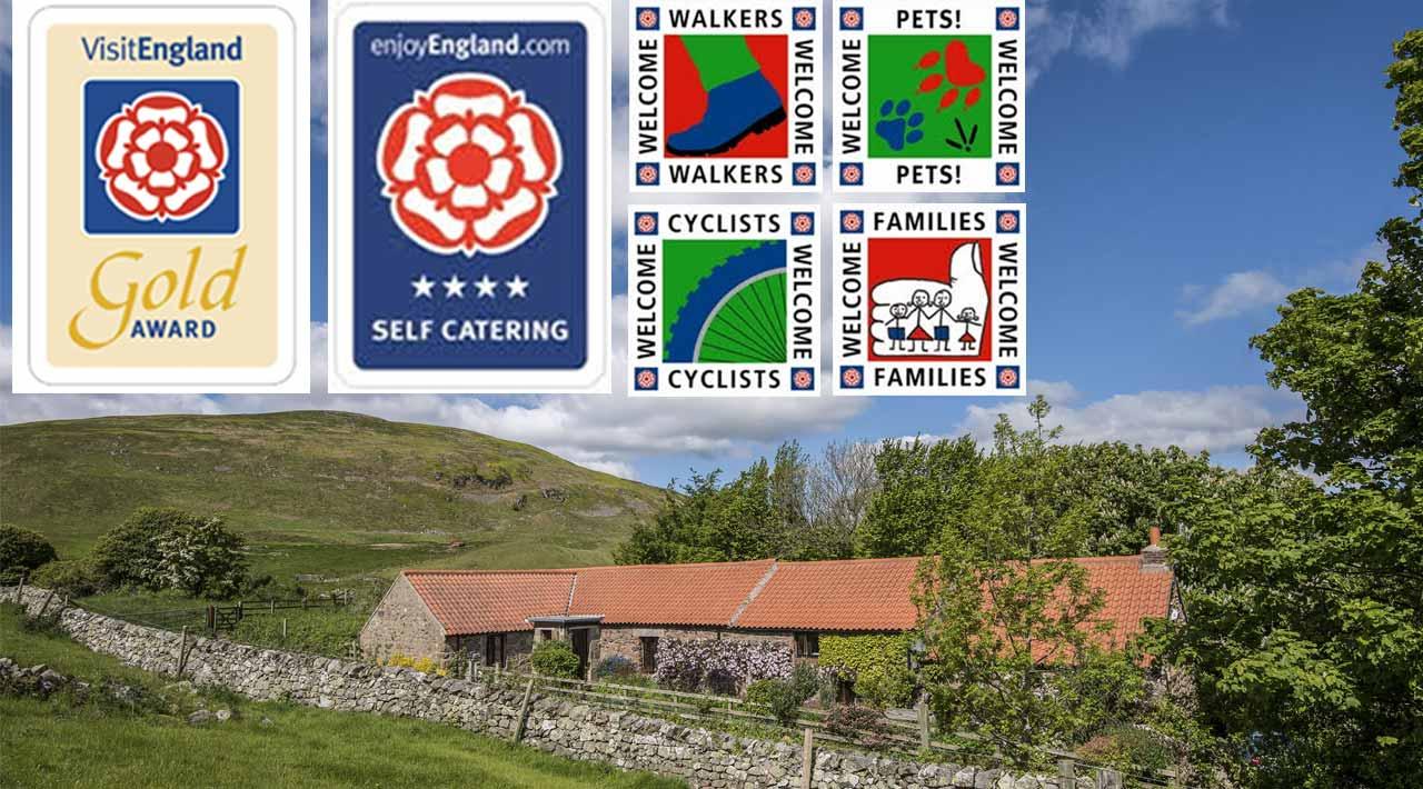 VisitEngland-Gold-Award-Homildon-Cottage-Northumberland