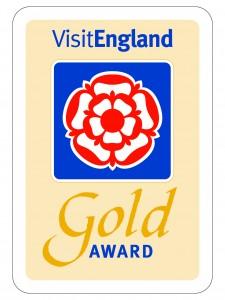 Gold Award VisitEngland