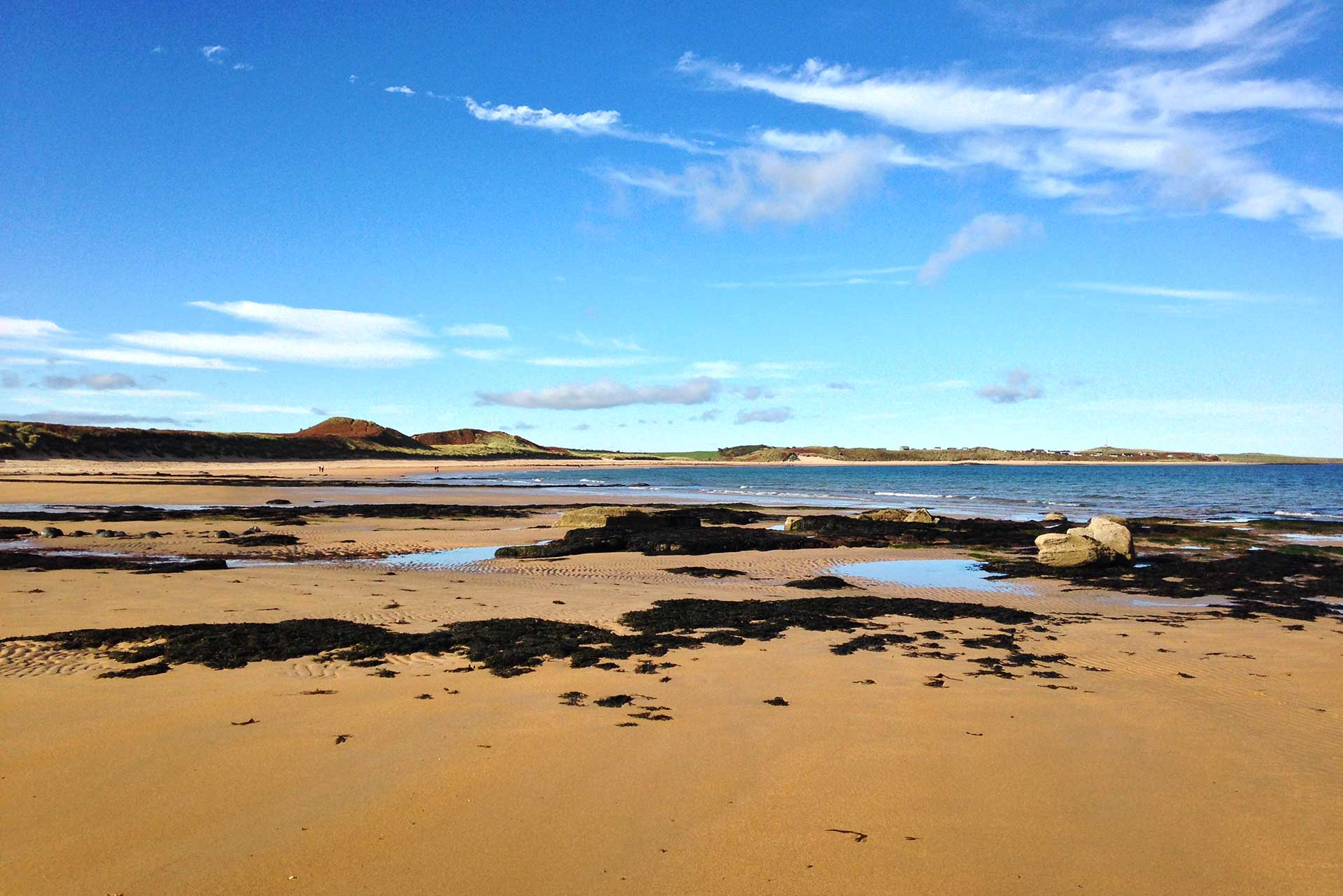 Curve of Embleton Bay