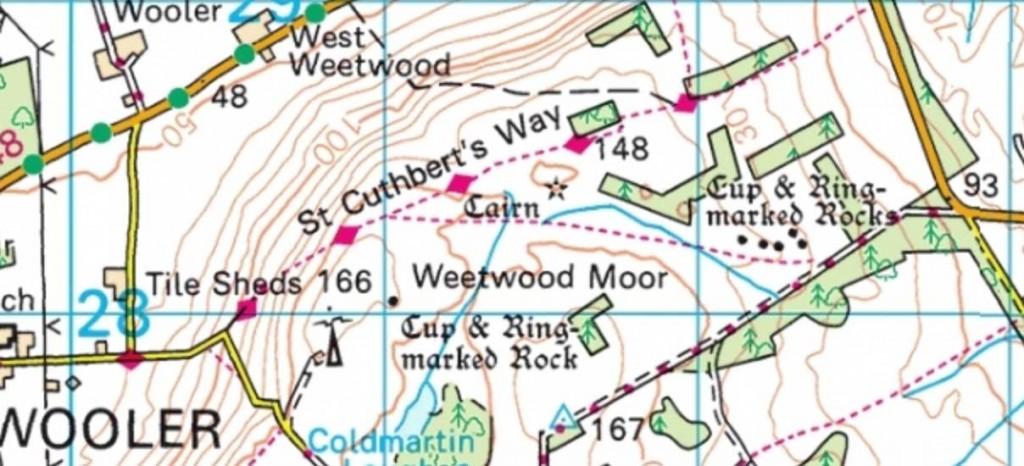 Weetwood-Moor-bing-maps